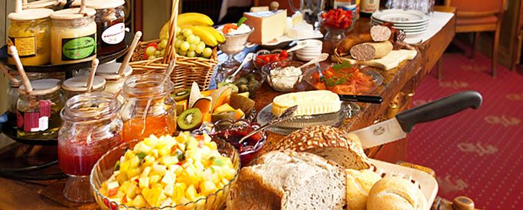 Hotel-Dorer Cuisine Frühstück