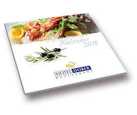 Hotel-Dorer icon Kulinarischer Kalender 2019