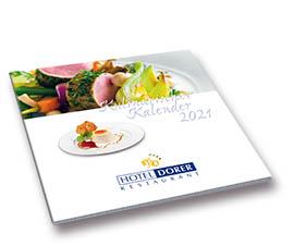 Hotel-Dorer icon Kulinarischer Kalender 2020